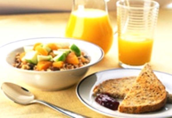Швидкий і здоровий сніданок