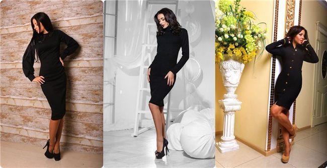 Чорна сукня - чому варто купувати?