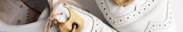 Декор літнього взуття своїми руками