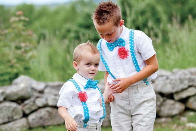 Діти на весіллі: як розважити?
