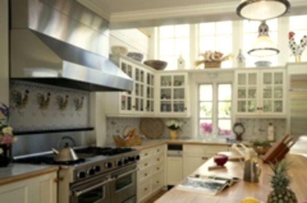 Дев`ять принципів хорошого дизайну кухні