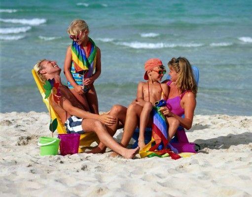 Де в Криму краще відпочивати з дітьми