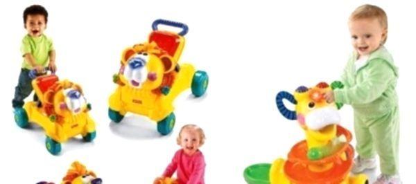 Іграшки від Брудер і Фішер Прайс