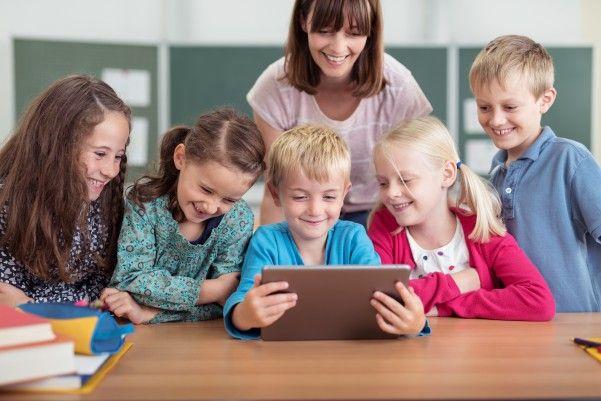 Інформаційні технології для навчання дітей раннього віку.