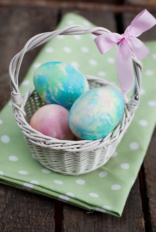 Цікаві ідеї для прикраси яєць до великодня