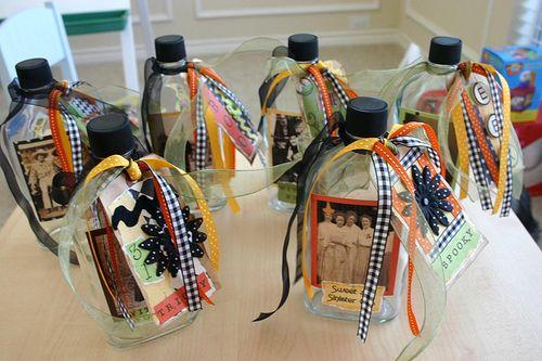 Як оригінально упакувати пляшку в подарунок