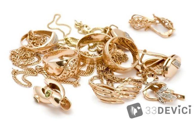 Як почистити золото - 6 ефективних способів
