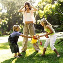 Як вирішувати конфлікти в спілкуванні з дітьми