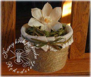 Як зробити стильний декор квіткових горщиків