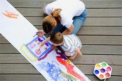 Як виростити дитину креативним?