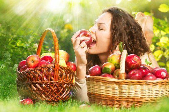Кому особливо корисні яблука