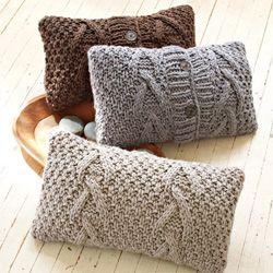 Красиві і стильні подушки майстер-клас