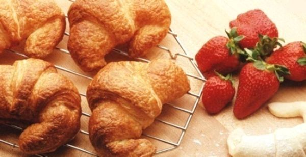 Круасани - рецепт для приємного сніданку