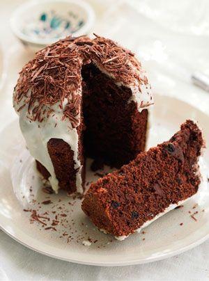 шоколадний паску з какао
