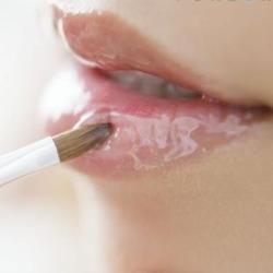 макіяж губ