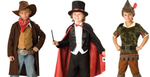 Новорічний костюм своїми руками для хлопчика: кілька простих ідей