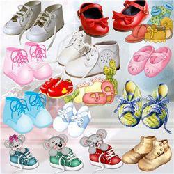 Про дитячого взуття