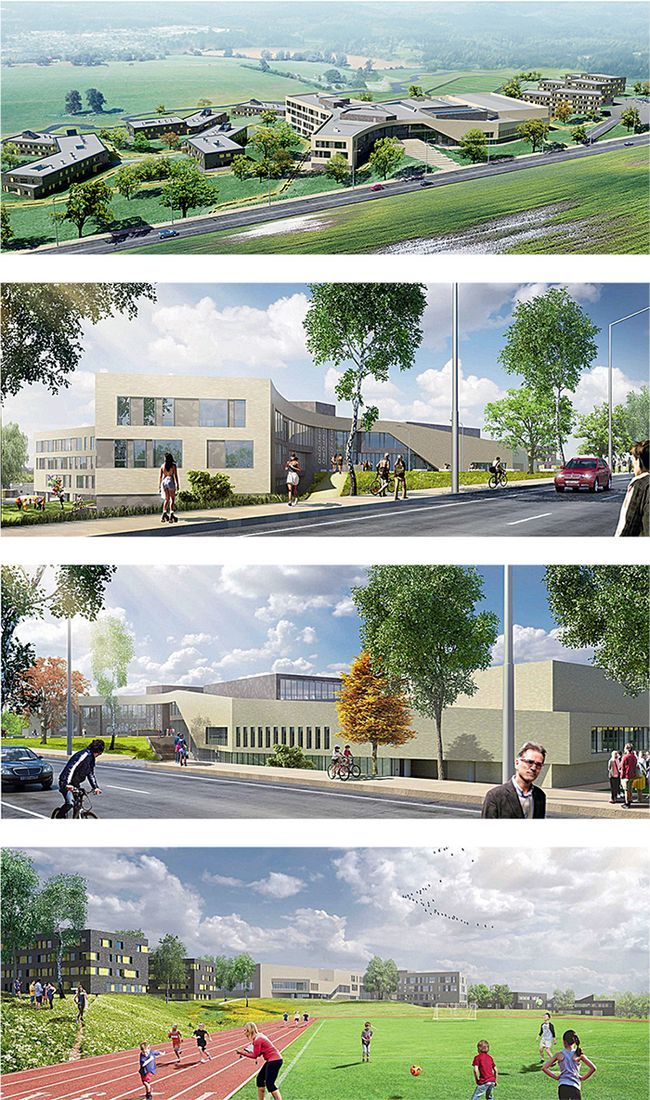 Відкритий простір: навіщо вадим Мошковіч будує некомерційну приватну школу вартістю $ 50 млн