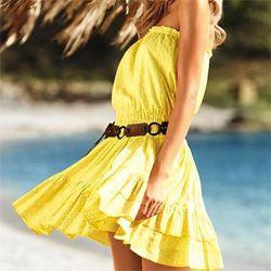Пляжне плаття швидко і просто
