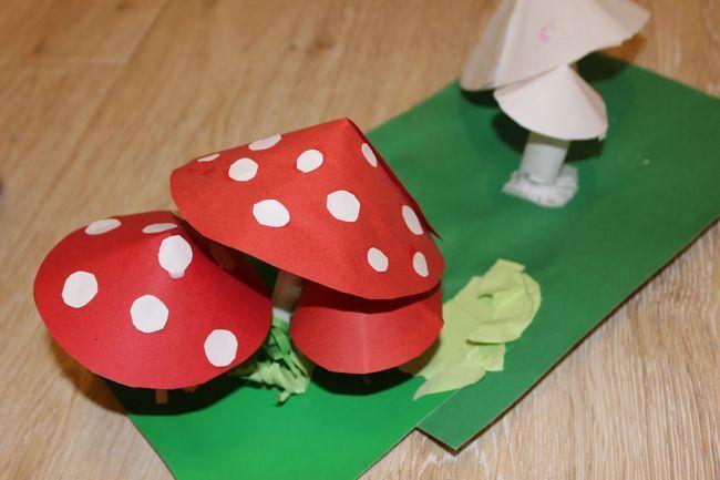 виріб гриби мухомори