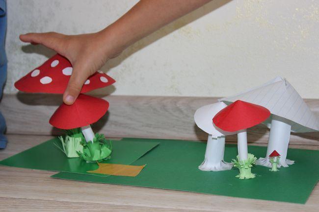 гриби мухомори