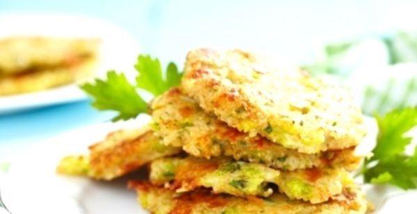Рецепт приготування дерунів з кабачків
