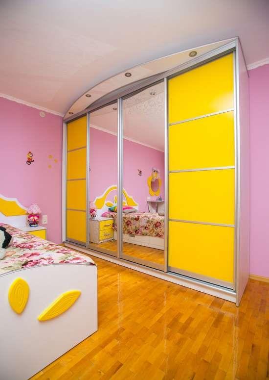 Шафи купе фото дизайн в спальню (13)