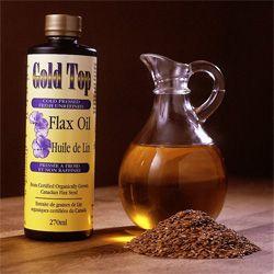 Способи застосування лляної олії