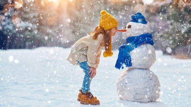 зимові вірші для дітей 5-6 років