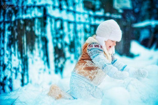 дитячі вірші про зиму для дошкільнят