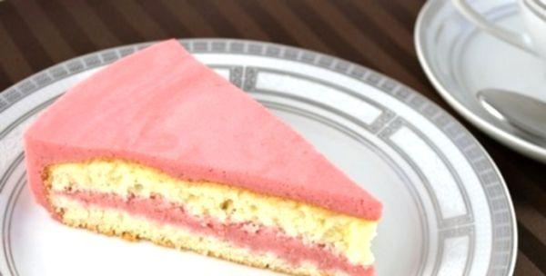 Торт желейний зі сметаною - ніжне і легке ласощі