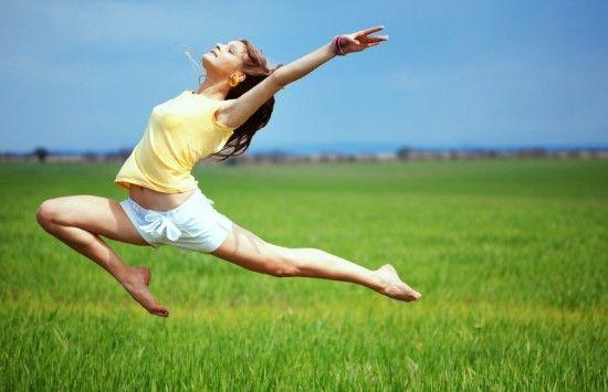 Ранкова гімнастика для схуднення на будь-який смак