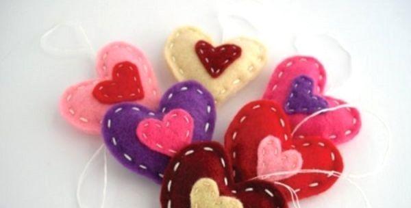 Валентинки своїми руками: креативні ідеї для свята