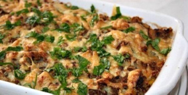 Запіканка картопляна з м`ясом і грибами: кулінарія на дому