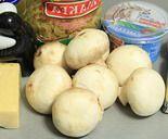 Запіканка з грибами і макаронами