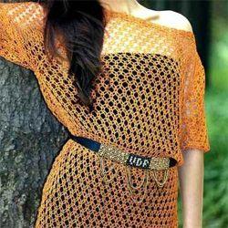 Золоте плаття туніка